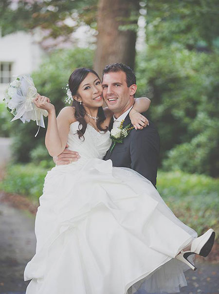 We hebben een fantastische trouwdag gehad en zijn nog steeds heel blij met de gekochte ringen bij trouwringen-Heusden.nl