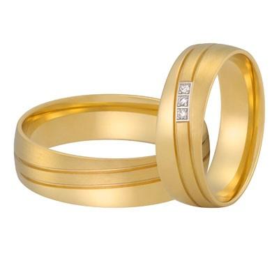 aller spanninga 156 geelgouden trouwringen