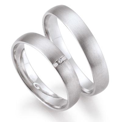 duo of love 8347 witgouden trouwringen aktie herenring gratis