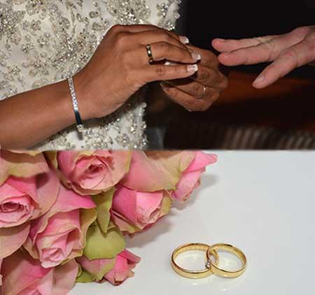 henri en melissa doen mee aan de actie win gratis trouwringen bij trouwringen-Heusden.nl van juwelier en goudsmid Sylvester Andriessen uit Heusden