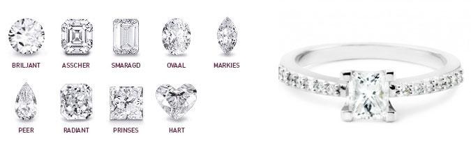 verschil tussen diamant en briljant uitgelegd door goudsmid sylvester andiriessen van trouwringen-heusden