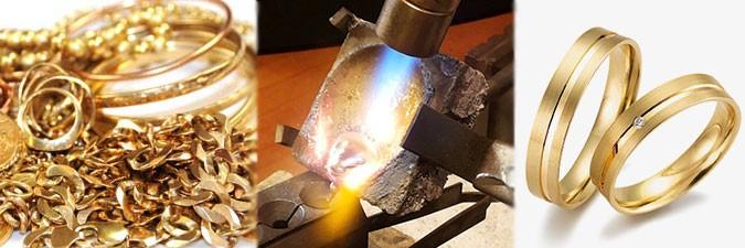 oud goud voor nieuwe trouwringen inleveren dat kan op verschillende manieren bij trouwringen-heusden