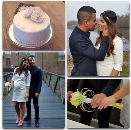 Issachar en Ginger doen mee aan de actie win gratis trouwringen van trouwringen-Heusden van juwelier Sylvester Andriessen uit Heusden
