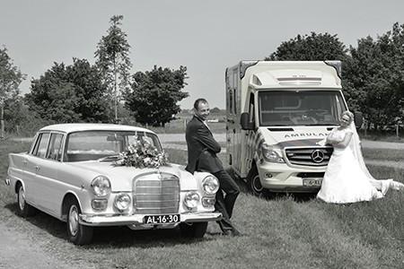 Bert en Jolien doen mee aan de actie win gratis trouwringen bij juwelier Sylvester Andriessen van trouwringen-heusden.nl
