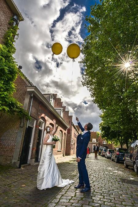 Geert en Nicole doen mee aan de aktie win gratis trouwringen van trouwringen-Heusden.nl