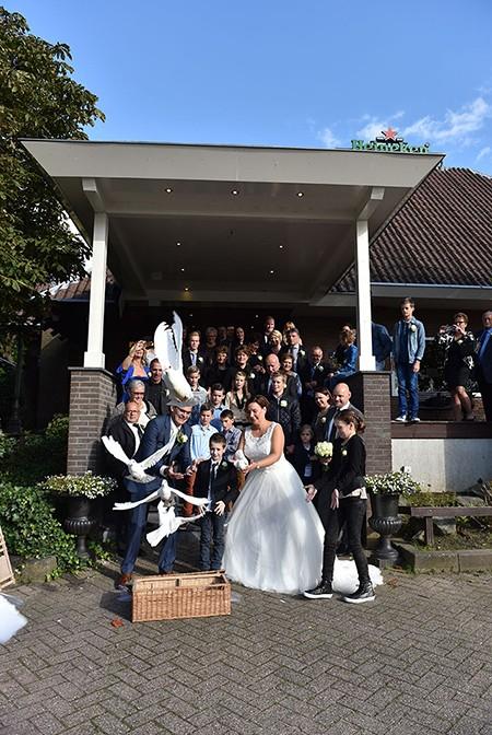 Marius en Diane doen mee aan de actie win gratis trouwringen van trouwringen-heusden.nl van juwelier sylvester andriessen