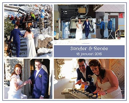 Sander en Renée doen mee aan de actie win gratis trouwringen