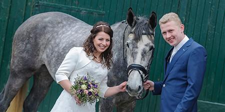 Martijn en Judith doen mee aan de winaktie gratis trouwringen van trouwringen-heusden.nl