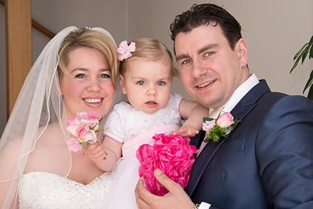 Peter Paul en Danielle doen mee aan de actie win gratis trouwringen van trouwringen-heusden.nl