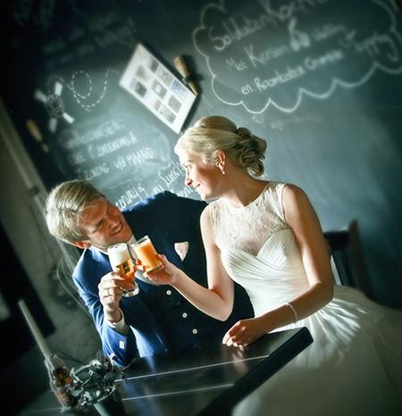 Peter en Annemiek doen mee aan de actie win gratis trouwringen van trouwringen-heusden.nl