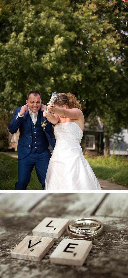 Wilbert & Franziska doen mee aan de aktie win gratis trouwringen van trouwringen-heusden