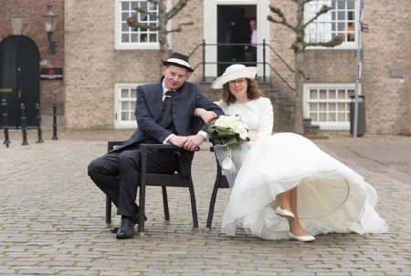 Willem en Jannie doen mee aan de actie win gratis trouwringen bij trouwringen heusden