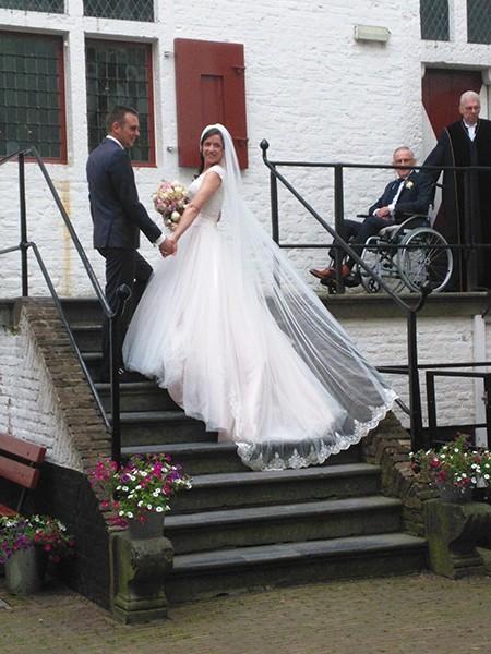 corne en joanne doen mee aan de aktie win gratis trouwringen bij trouwringen-heusden