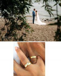 Sander en Iris doen mee aan de win aktie van trouwringen Heusden