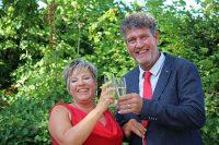 Cees en Els doen mee aan de win aktie van trouwringen-Heusden.nl