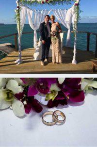 Ron en Gerda doen mee aan de win aktie van trouwringen Heusden