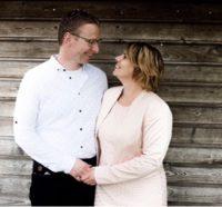 Roy en Anke kochten trouwringen bij goudsmid Sylvester Andriessen van trouwringen-heusden