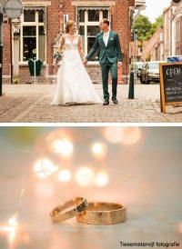 Elsemieke en Maurice hebben trouwringen gekocht bij trouwringen-heusden