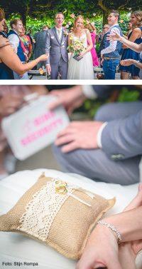 Judith en Martijn kochten trouwringen bij juwelier en goudsmid sylvester andriessen