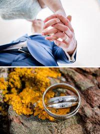 Patrick en Marit kochten trouwringen bij trouwringen-heusden van goudsmid Sylvester Andriessen