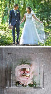 Anthony en Marielle kochten trouwringen bij trouwringen heusden van juwelier sylvester andriessen